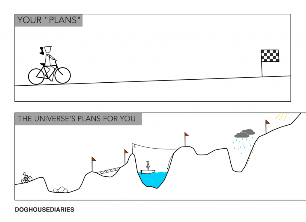 Plans vs. Reality