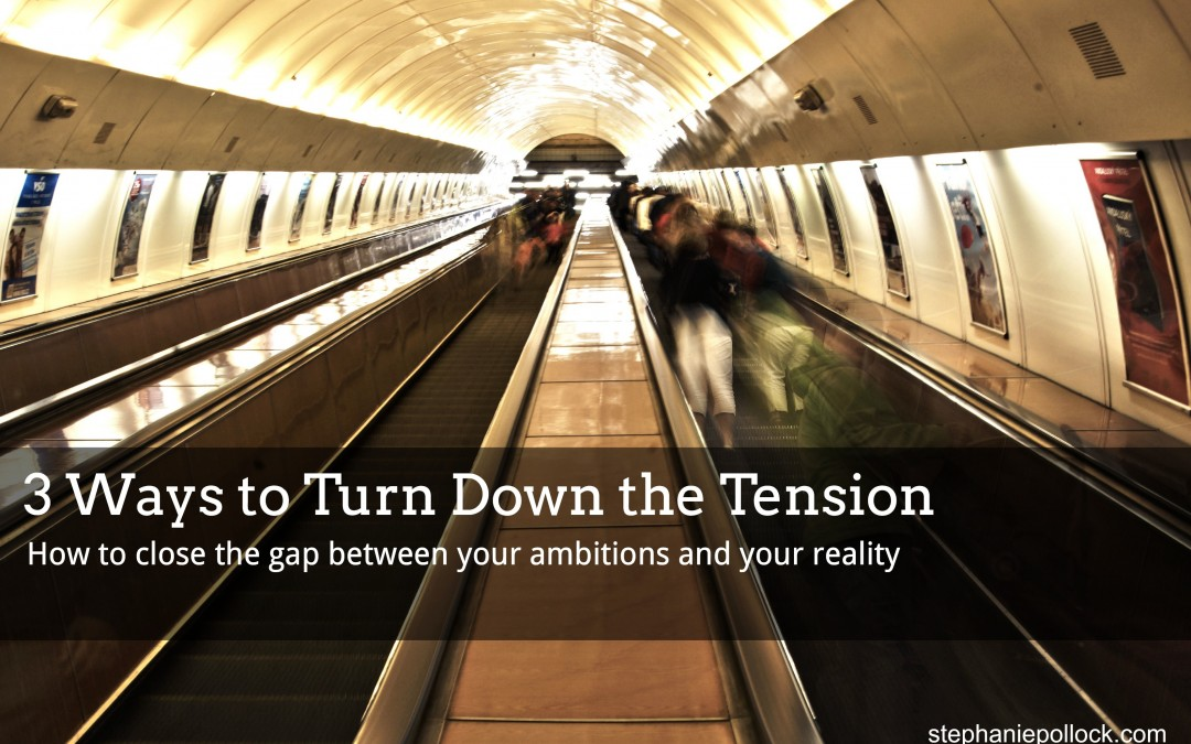 3 Ways to Turn Down the Tension