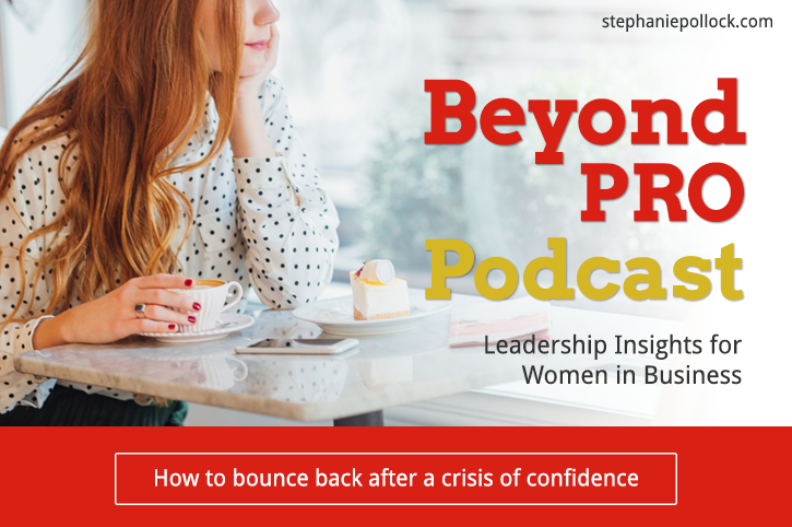 How to bounce back after a crisis of confidence (BPP #031)