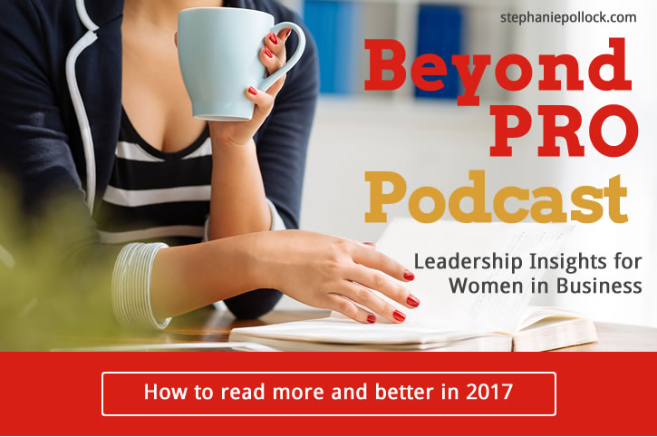 How to read more and better in 2017